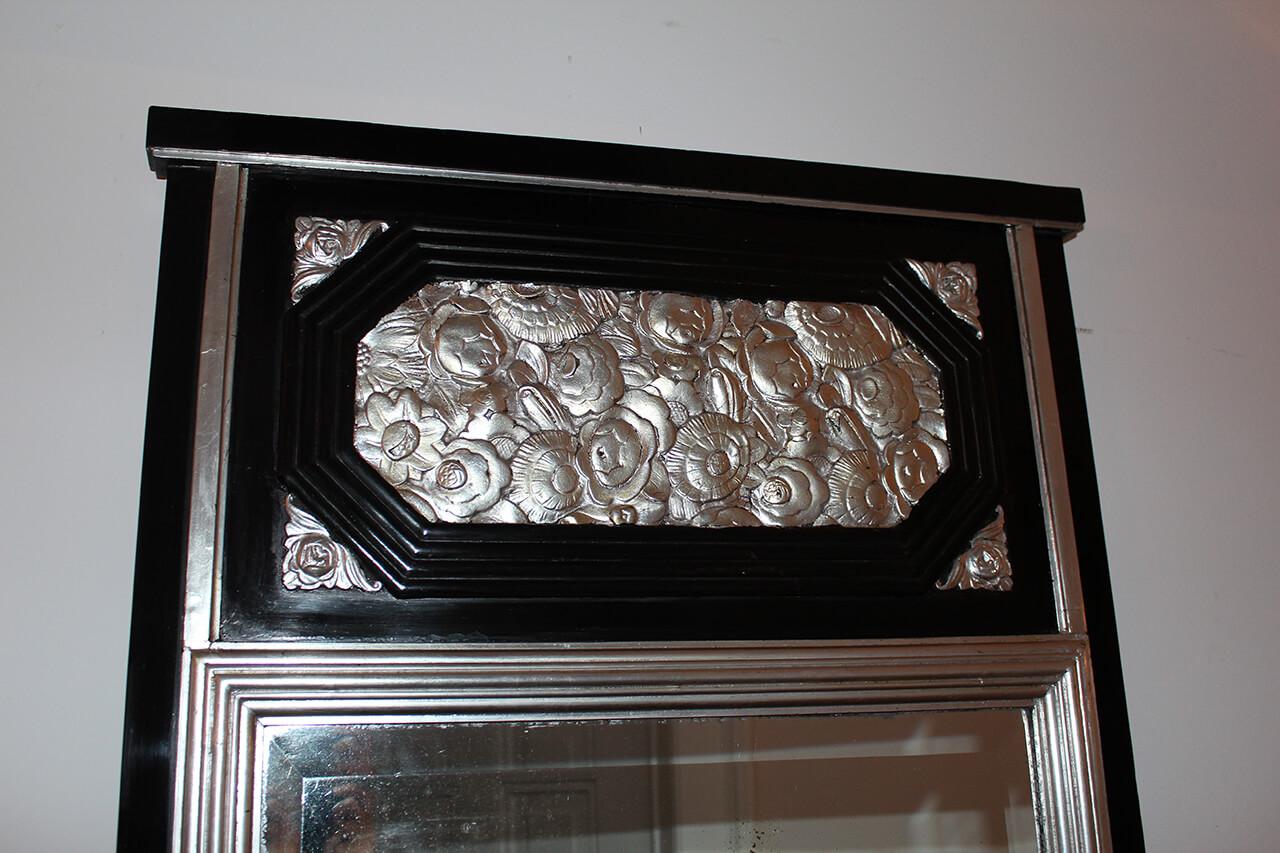 Art Deco Spiegel : Spiegel in schellack art déco annette stern art déco furniture
