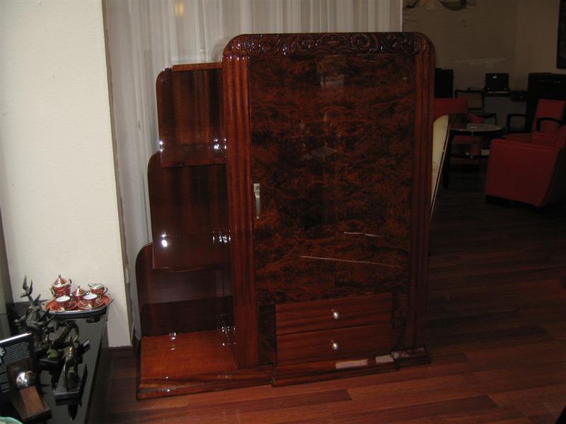 Ausgefallener Schrank Art Deco Annette Stern Art Deco