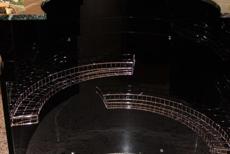 elegante bar aus palisanderfurnier art d co annette. Black Bedroom Furniture Sets. Home Design Ideas