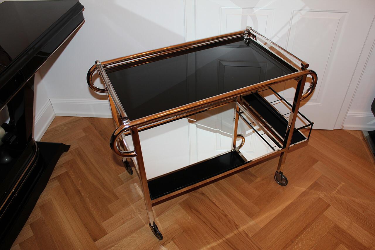 barwagen art d co annette stern art d co m bel lampen accessoires in mannheim. Black Bedroom Furniture Sets. Home Design Ideas